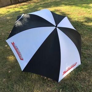 "Michelob Golf Umbrella Rain Large 41"" Advertising"
